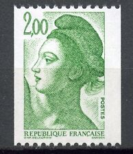 STAMP / TIMBRE FRANCE NEUF N° 2487 ** TYPE LIBERTE / ROULETTE