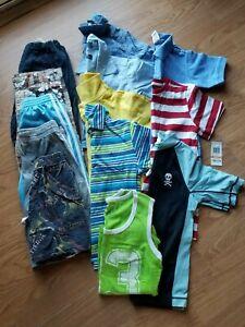 Boys 13 Pc Lot Shirts Shorts Tank Top Swim Shirt TCP Crazy 8 Kitestrings 7 (#2)