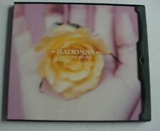 MADONNA Bedtime Story CD Maxi Single FLP Case Maverick 1995 House Trance NM
