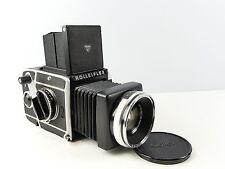 Rolleiflex SL66 6X6 120 Film Moyen Format Film Camera 80 mm 2.8 F Planar Lens