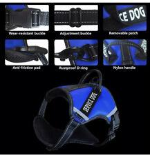 Service Dog Harness Vest with Handle, Adjustable Comfort Pet Dog Vest XXL