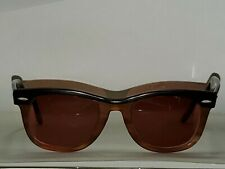 Ray Ban B&L Wayfarer Old Type Rare Ones But With Rx Lenses In vintage best