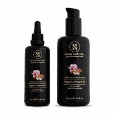 Bio Mandelöl kaltgepresst für Hautpflege- vegane Naturkosmetik- 50ml/100ml, rein