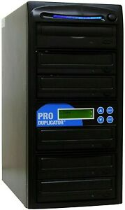 NEW OPEN BOX (See Pictures) Produplicator 1 to 5 CD DVD Duplicator - ESDVDS24X05
