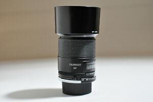 Tamron SP 90mm Macro Lens 1:2.5 35mm w/Lens shade