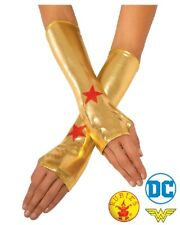 Costume Accessory Dawn of Justice Licensed Wonder Woman Gauntlets