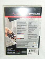 NEW Kyocera KPC650 Verizon Broadband Access EVDO PCMCIA Card