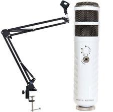 Rode Podcaster USB Mikrofon + Gelenkarm-Stativ