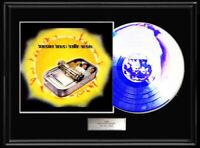 BEASTIE BOYS HELLO NASTY RARE WHITE GOLD SILVER PLATINUM TONE RECORD LP RARE