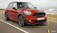 MINI NEW GENUINE COUNTRYMAN R60 JCW AERO PACKAGE FRONT LOWER SPOILER 2180736