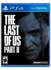 The Last of Us Part 2 Standard Edition - PlayStation 4  PS4 Free Ship USAVersion