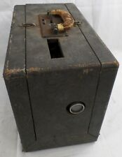 Movie-Mite 1-3177 Vintage Film Projector in Case,Built in Screen,Powers on AS-IS