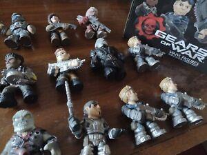 Gears of War Funko Pop! Vinyl 11 Mystery Minis Figures Job lot bundle inc. Fenix