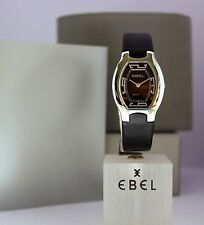 OROLOGIO EBEL BELUGA TONNEAU LADY venduto direttamente da GIANOLA GIOIELLERIA