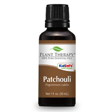 Plant Therapy Patchouli Essential Oil 30 mL (1 oz) 100% Pure, Undiluted