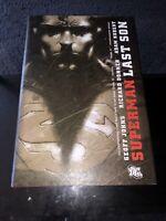Superman Last Son Hardcover Graphic Novel Dc Comics
