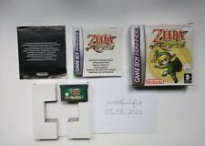 Zelda Minish Cap (GameBoy Advance, 2004) Guter Zustand komplett