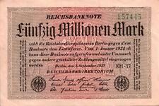 Papiergeld der deutschen Reichbank (1924-1945)