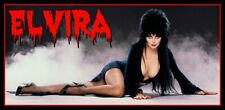 "6"" ELVIRA Hot Rod Pin up girl vinyl sticker. Classic HOT & SEXY curves decal."