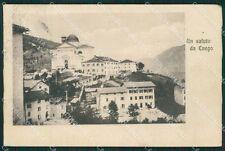 Vicenza Enego PIEGHE cartolina QK7665