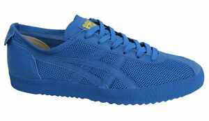 Asics Onitsuka Tiger Mexico Delegation Lace Up Unisex Trainers D6N1N 4242 B17D
