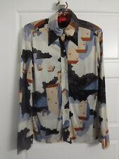 Rare Vintage 1970s Lady Arrow Disco Shirt | Quantum Leap Shirt, Women's Version!