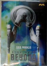 Star Trek Beyond U.S.S. Franklin NX-326 1:350 Moebius 975 neu 2018 neu