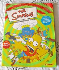 THE SIMPSONS La Seconda Raccolta Delle Figurine di Springfield - ALBUM PANINI