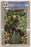 Green Lantern 80th Anniversary 100-Pg Super Spectacular #1 CGC 9.8 Jim Lee Cover