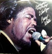 BARRY WHITE LP JUST ANOTHER WAY TO SAY I LOVE YO 1975