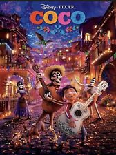 DISNEY PIXAR COCO Jigsaw Puzzle 300 CEACO New FAST SHIPPING