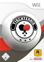 Nintendo Wii - Rockstar Games präsentiert: Tischtennis / Table Tennis mit OVP