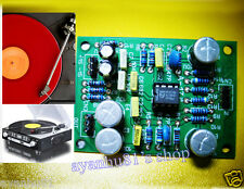 DC Hifi Stereo MM Phono RIAA Amplifier NE5532 DIY Preamplifier Audio Board