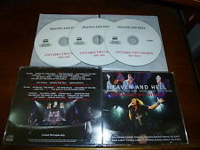 Heaven And Hell / Ontario Two Nights ORG Dio 3CD *W