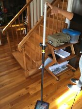 Chc 2 Meter Carbon Fiber Gps Rover Rod Surveying Civil Engineering