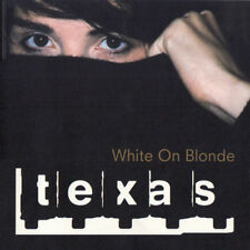 Texas CD White On Blonde - Europe (EX+/EX)