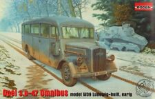 Roden 1/35 Opel Blitz 3.6-47 Type W39 Omnibus Ludewig-Built Early # 807