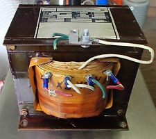 Rex Mfg. Cat# 72024 3KVA 1 Phase Type ANN Transformer Used T/O