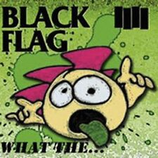 Black Flag What The.. Vinyl LP Record punk rock legends return with 22 songs NEW