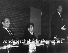 Werner eckelt: Mary Wigman & H. Buttlar-pressekonfer. Accademia delle Arti Berlino
