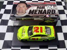 Paul Menard #21 Menards 2018 Fusion 1:24 NIB NASCAR C211823MNPM