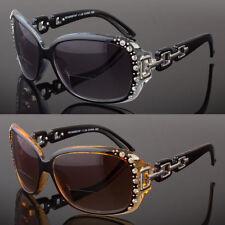 45b7515f1762 Women Rhinestone Fashion Square Bifocal Reading Sunglasses Sun Readers  Protect