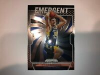 2019-20 PANINI PRIZM BASKETBALL EMERGENT INSERTS YOU CHOOSE NBA CARDS FREE SHIP