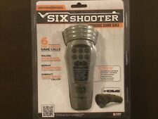 Western Rivers Wrc-Gc6S Mantis Six Shooter Electronic Predator Hunting Game Call