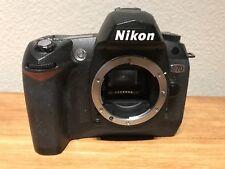 Nikon D D70s 6.1MP Digital SLR Camera Body Only