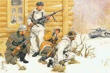 "Dragon 1/35 #6674 German ""Blue Division"" Spanish Volunteers, Eastern Front"