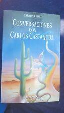 Conversaciones Con Carlos Castanedaby Carmina Fort 1995
