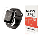 Glass Pro+ 38mm Iwatch Screen Protector XS Premium ClearTempered Glass 9H 2 Pack