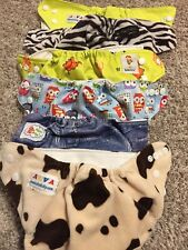 New Listing6 Pocket Cloth Diapers