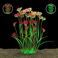Artificial Plastic Water Plants for Fish Tank Aquarium Plastic Decor Ornament